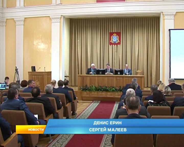 В Доме Советов прошел координационный совет по развитию физической культуры в Курской области.
