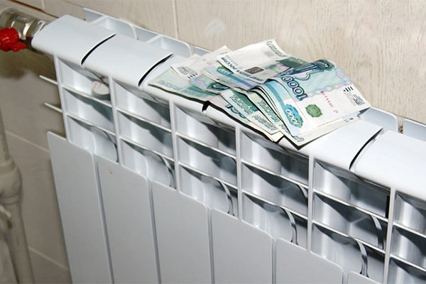Курскую теплоснабжающую организацию оштрафовали за срыв отопительного сезона