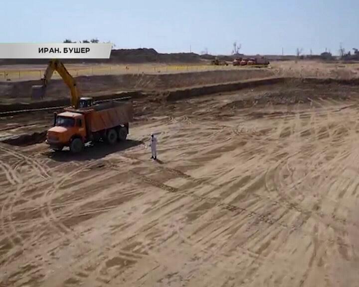Росатом приступил к практической части строительства двух энергоблоков АЭС Бушер-2 в Иране.
