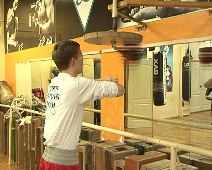 Курский боксер успешно выступил на соревнованиях в Санкт-Петербурге и в Подмосковье