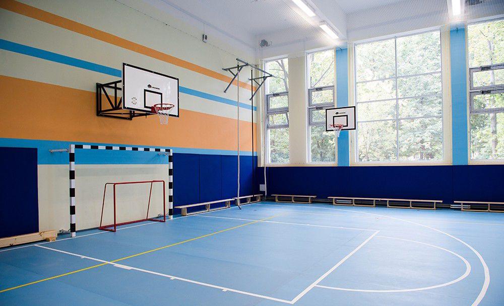 В 2018 году отремонтируют спортзалы в 12 школах Курской области