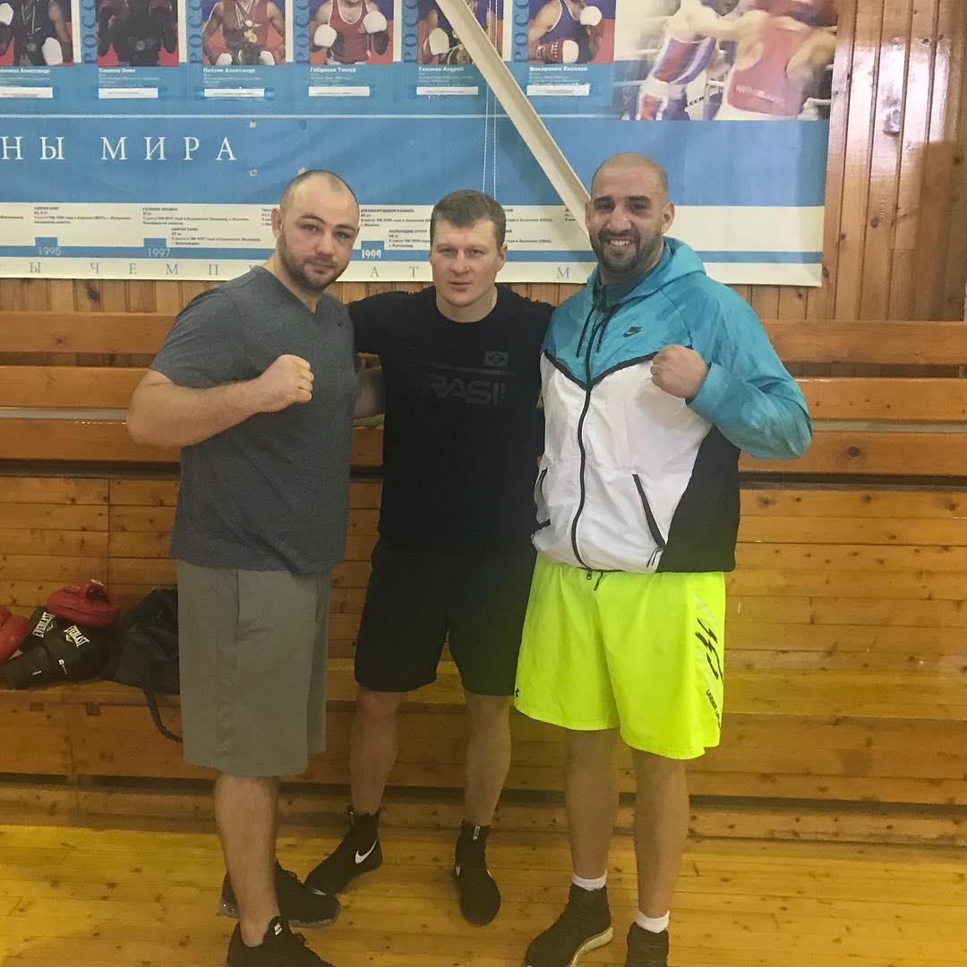 Курский боксер Александр Поветкин выйдет на ринг 15 декабря