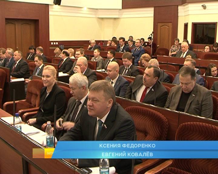 В Курской областной Думе продолжается работа над бюджетом региона на следующий год.