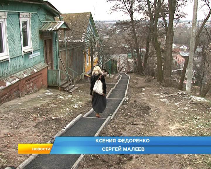 В Курске завершается реализация программы «Комфортная городская среда».
