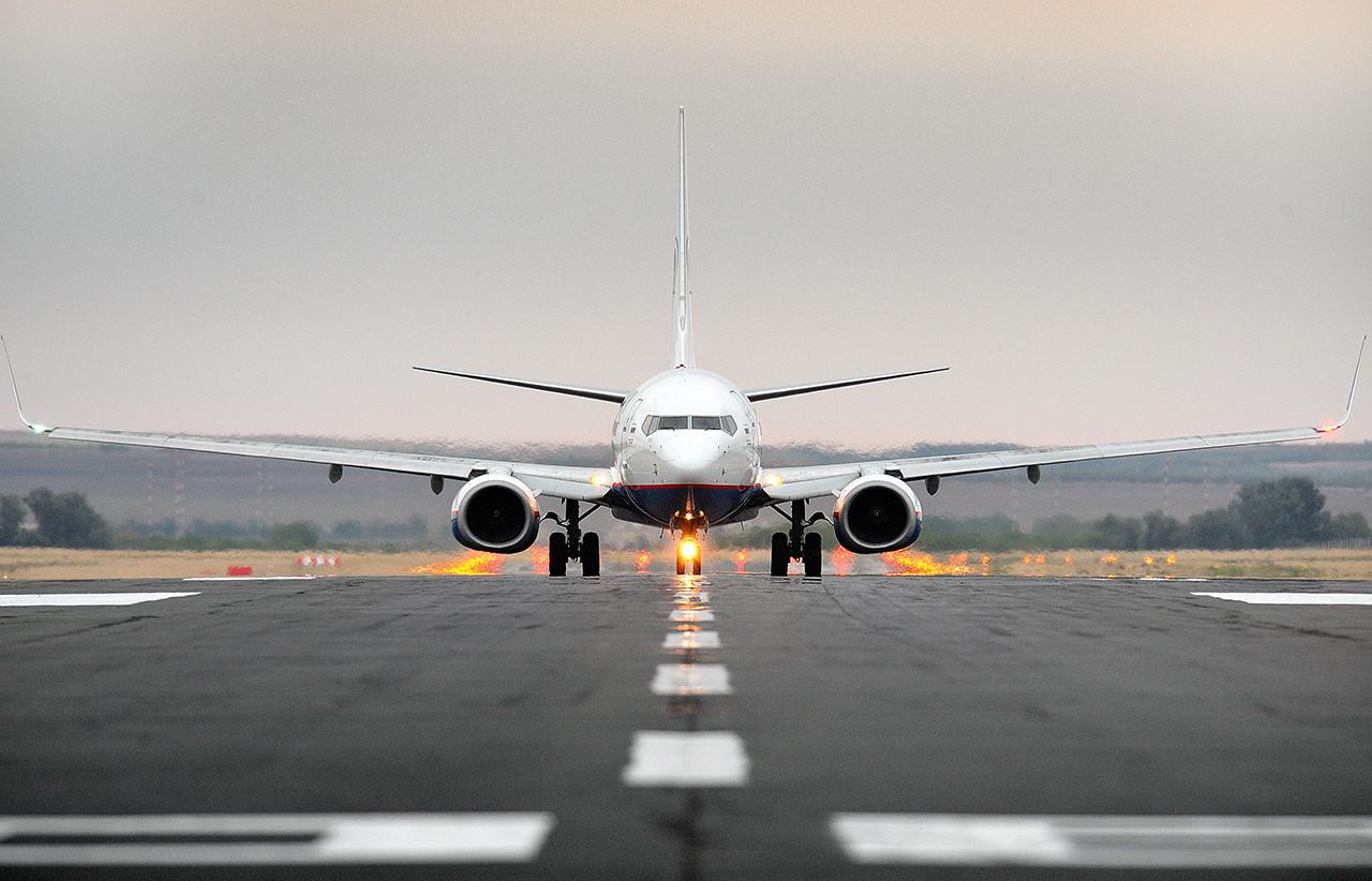 С января 2018 в Курске откроют новые авиарейсы в Москву и Санкт-Петербург