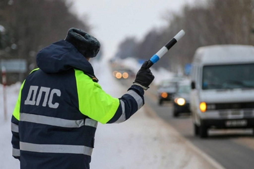 На выходных Курских автомобилистов проверят на трезвость