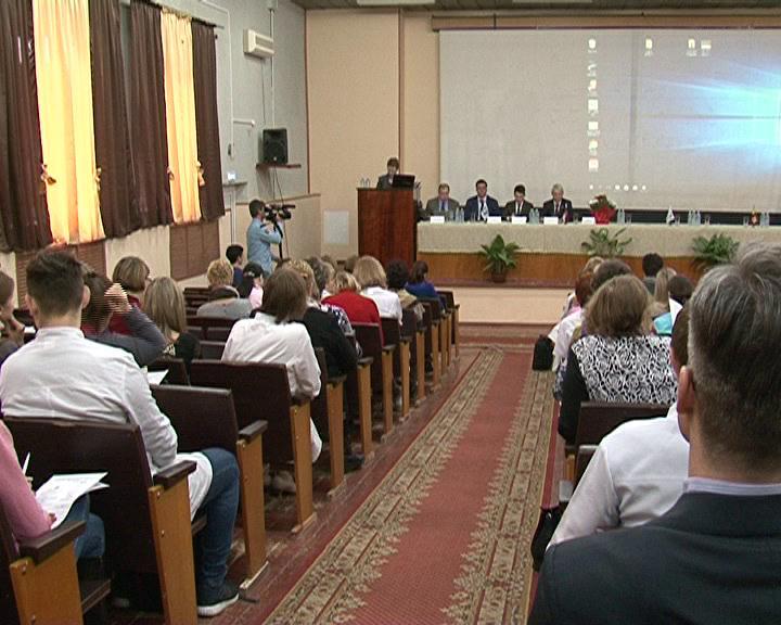 Московские специалисты приехали в Курск делиться опытом