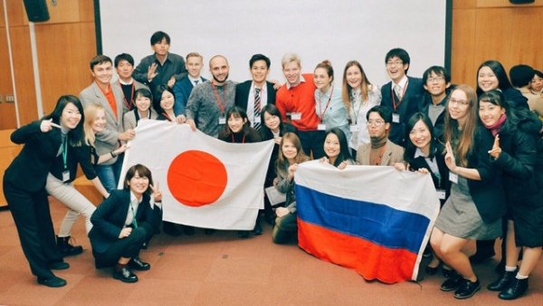 Курянка представила свой проект на Японо-Российском молодежном форуме