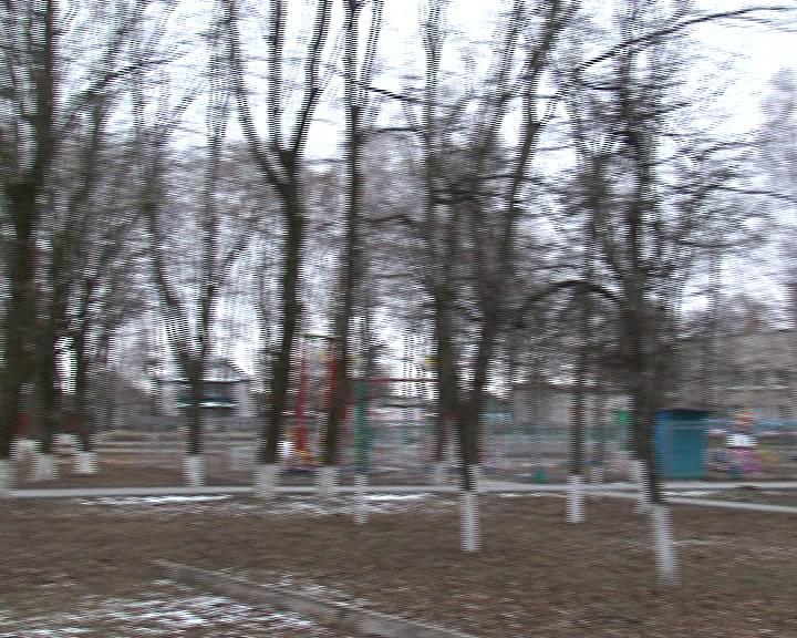 В Обояни завершены ремонтные работы. По федеральной программе «Комфортная городская среда»  благоустроили сквер.