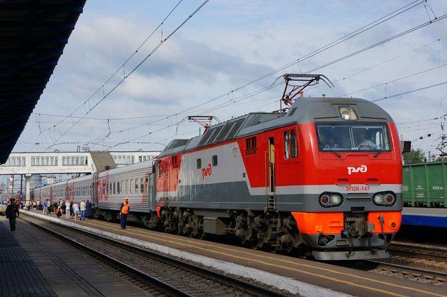 В Курск из Старого Оскола запустят новый поезд