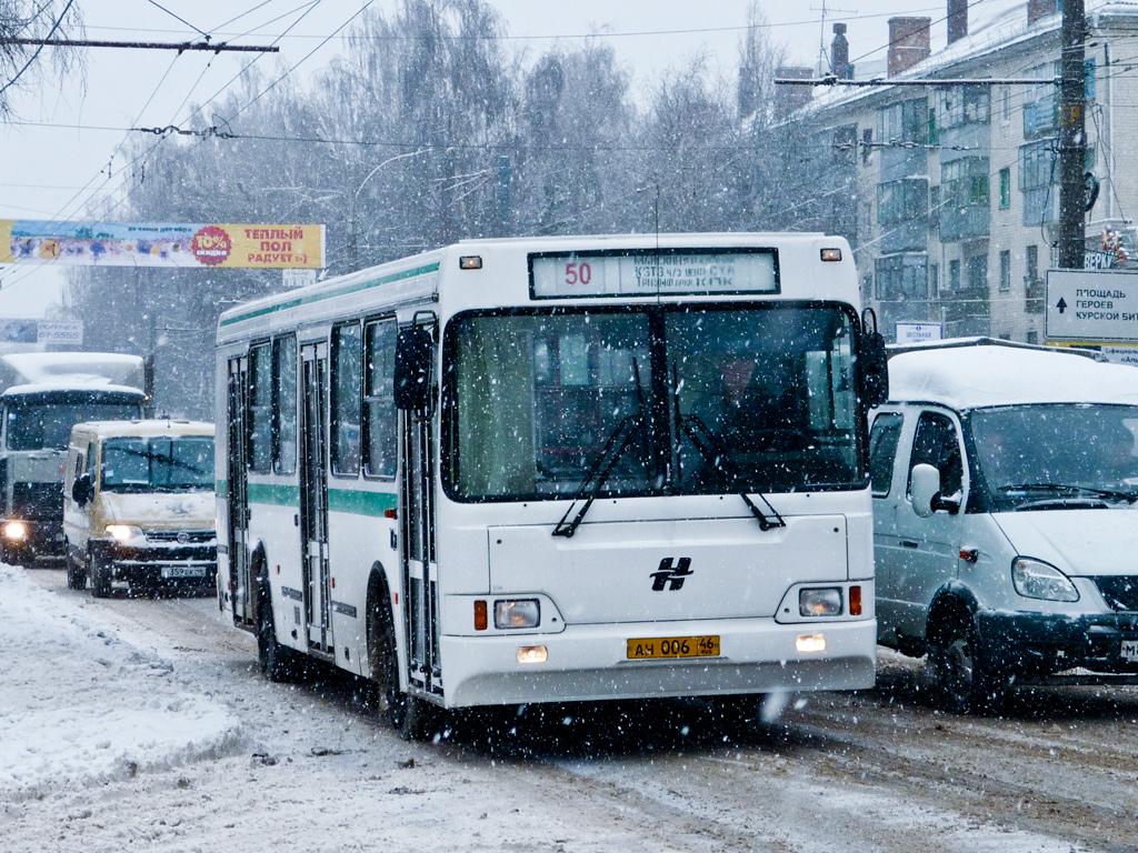 В Курске общественный транспорт  маршрута «Ул. Ильича - Областная больница» поедет по новой схеме